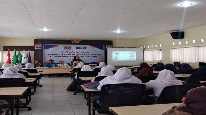 SMK Muhammadiyah Bligo 4