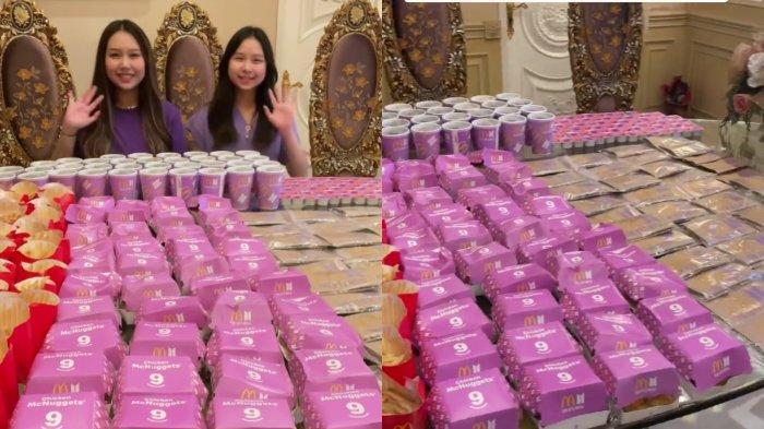 Siska Kohl borong BTS Meal