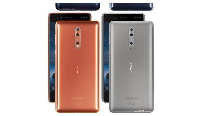 Smartphone Nokia 8 2