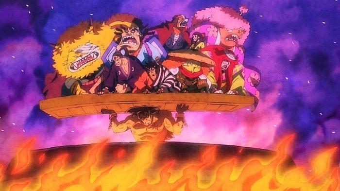 Anime One Piece 974