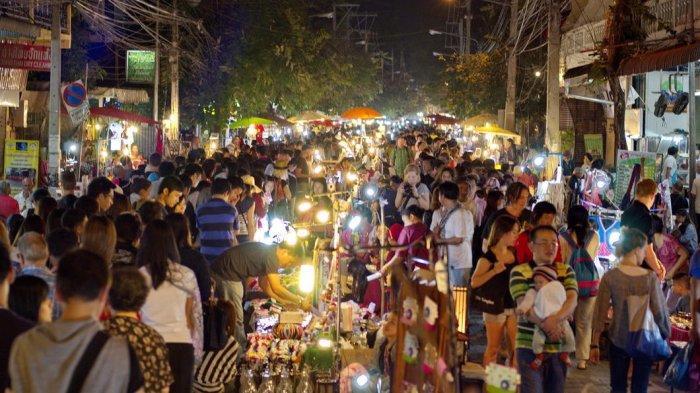The Sunday Walking Street Chiang Mai