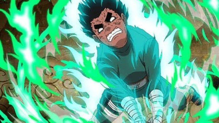 Rock Lee di seri Naruto dan Boruto