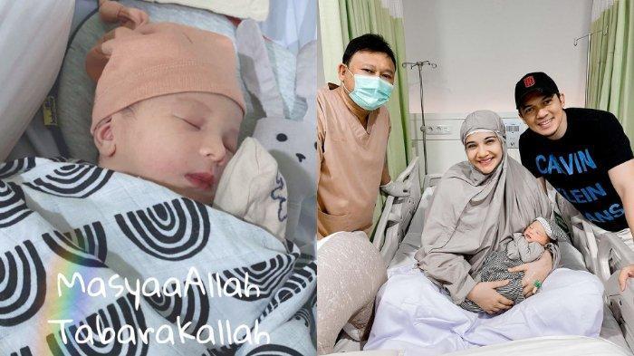 Setelah menanti selama 10 tahun, akhirnya pasangan Zaskia Sungkar dan Irwansyah dikaruniai momongan.