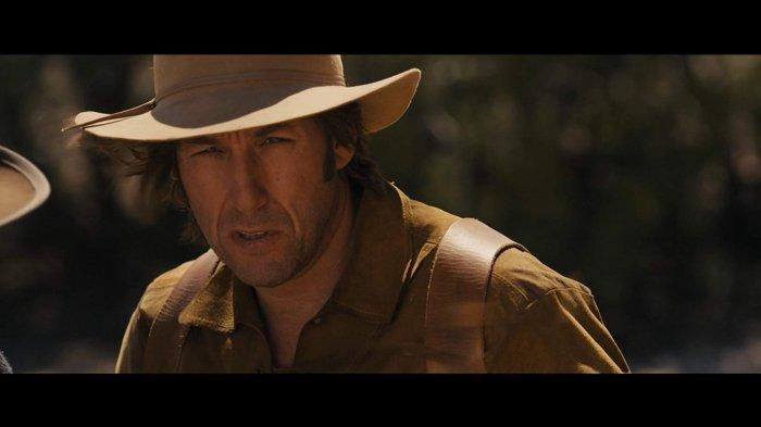 Adam Sandler dalam The Ridiculous 6 (2015)