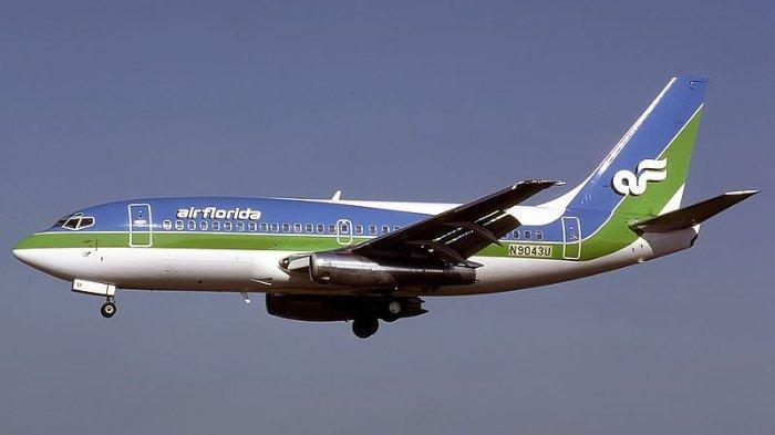 Hari ini dalam sejarah 13 Januari 1982, Pesawat Maskapai Air Florida jenis Boeing 737-222 jatuh di Sungai Potomac karena cuaca buruk. Berkat kejadian 78 orang dipastikan meninggal dunia