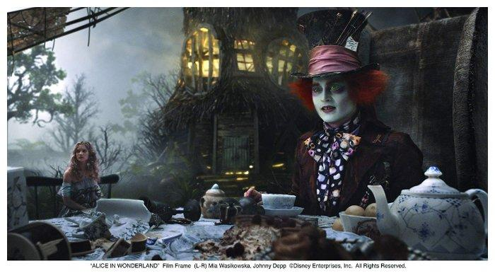 Alice in Wonderland (2013)