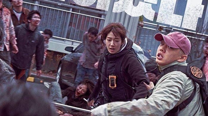 #Alive adalah film thriller zombie Korea Selatan yang berdasarkan pada naskah asli