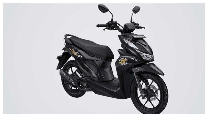 All New Honda BeAT memakai rangka eSAF milik Honda Genio