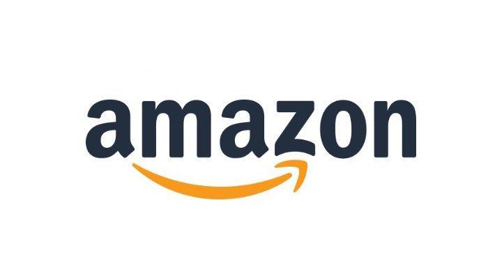 Logo Amazon.com, satu dari e-comerce mulitinasional dan terbesar dunia