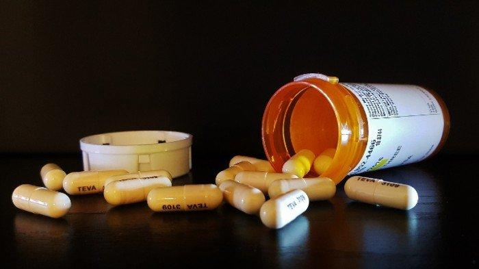 Ilustrasi obat Covid-19