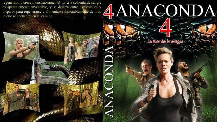 Anacondas 4: Trail of Blood (2009)
