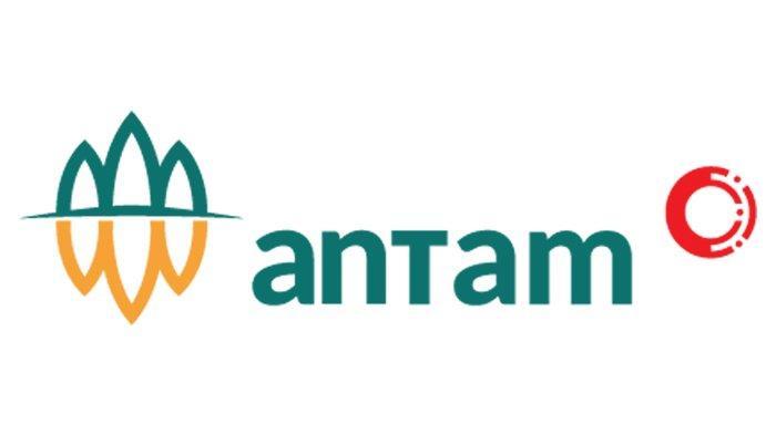 Lambang PT Aneka Tambang Tbk (ANTAM)