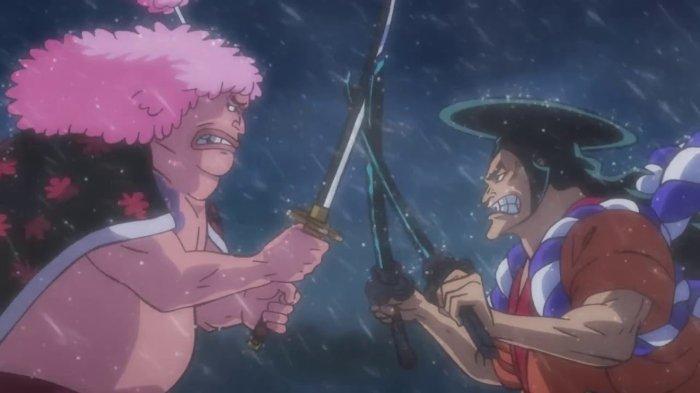 Ashura Doji vs Kozuki Oden di One Piece