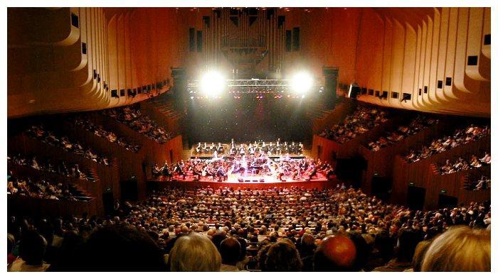 Aula Gedung Opera Sydney