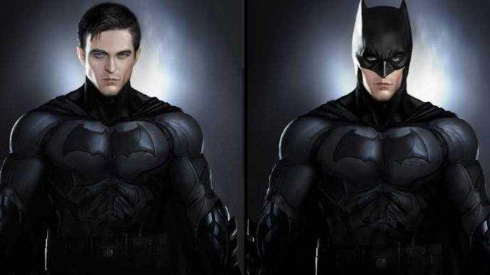 Robert Pattinson resmi memerankan Batman dalam trilogi terbaru 'The Batman' yang akan tayang pada 2021.