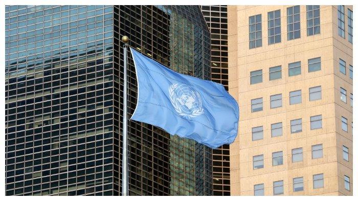 Bendera Perserikatan Bangsa-Bangsa (PBB) terlihat berkibar selama Climate Action Summit 2019 di Balai Pertemuan Majelis PBB di Kota New York pada 23 September 2019. PBB pada September 2020 menerbitkan hasil riset yang mengungkapkan hal yang paling diinginkan dan paling dibenci masyarakat dunia.