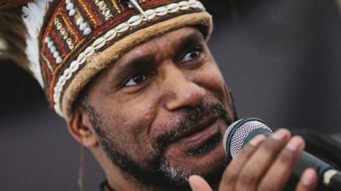 Tokoh pergerakan kemerdekaan Papua, Benny Wenda ditunjuk sebagai presiden sementara Repbulik Papua Barat.