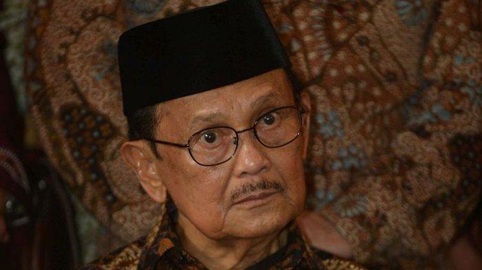 Presiden ke-3 Indonesia BJ Habibie meninggal dunia pada Rabu (11/9/2019) pukul 18.05 WIB.