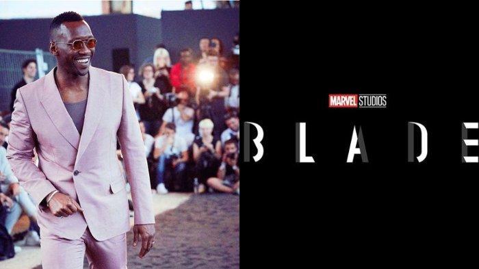 Mahershala Ali akan berperan pada film Blade