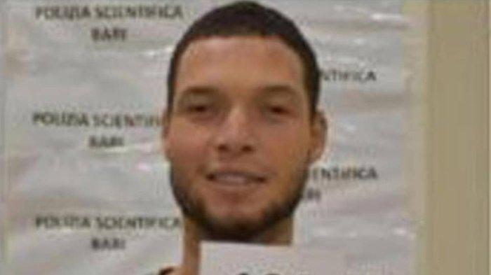 Brahim Aoussaoui, pelaku pembantaian 3 warga Prancis di Gereja Basilika Notre-Dame de Nice, Prancis.