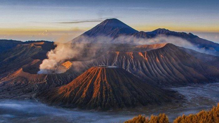 Gunung Bromo ditutup sementara