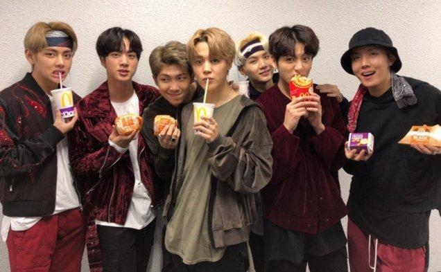 Jadwal rilis 'BTS Meal'