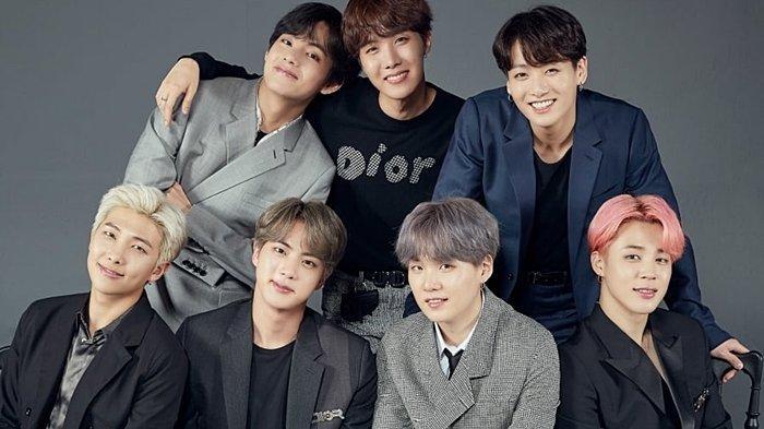 BTS adalah boyband asal Korea Selatan.