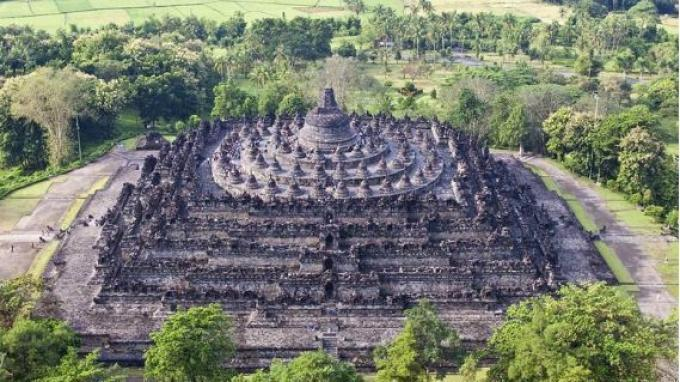 Kemendikbud Dukung Candi Borobudur Jadi Cagar Budaya Kelas Dunia