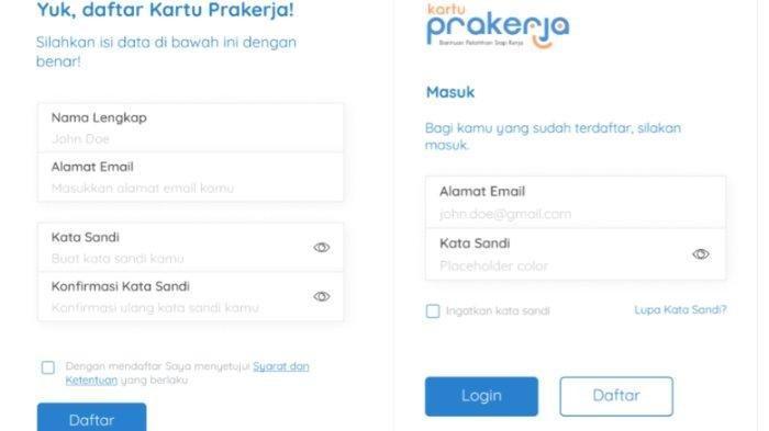 Kartu Prakerja Gelombang 10 Sudah Dibuka Berapa Kuota Yang Tersedia Tribunnewswiki Com Mobile