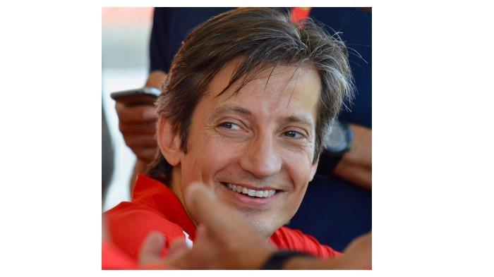 CEO Aprilia Massimo Rivola