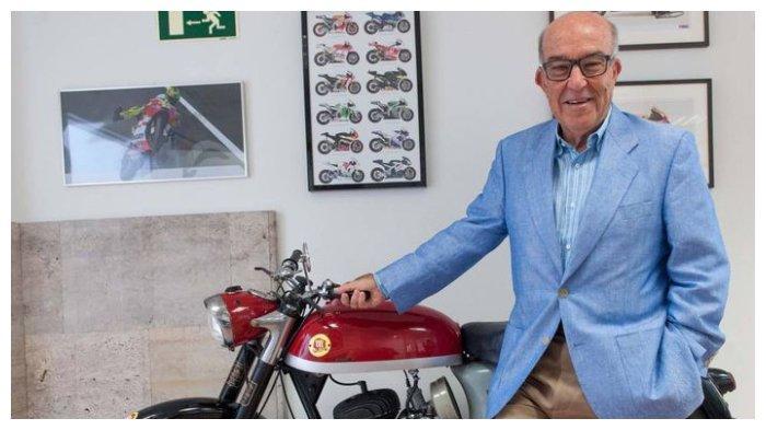 CEO Dorna Sport Carmelo Ezpeleta