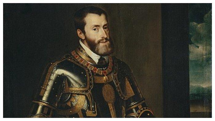 Charles V, Raja Spanyol dan Kaisar Romawi Suci