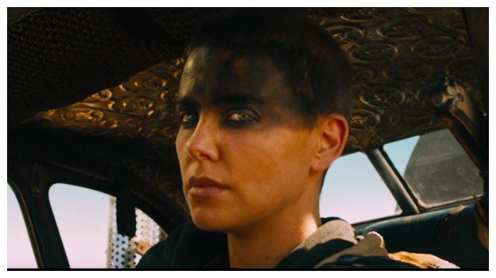 Profil Pemain Film Mad Max Fury Road Charlize Theron Tribunnewswiki Com Mobile
