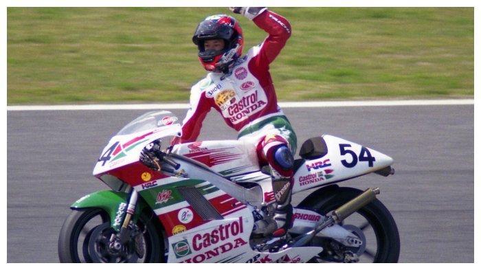 Daijiro Kato di GP Jepang 1998