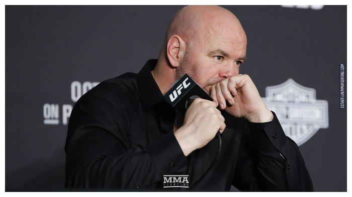 Presiden UFC Dana White angkat bicara terkait komentar Khabib Nurmagomedov terhadap Conor Mcgregor