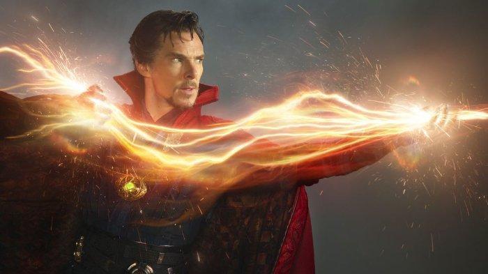 Doctor Strange merupakan karakter Marvel Comics yang ditulis oleh Stan Lee.