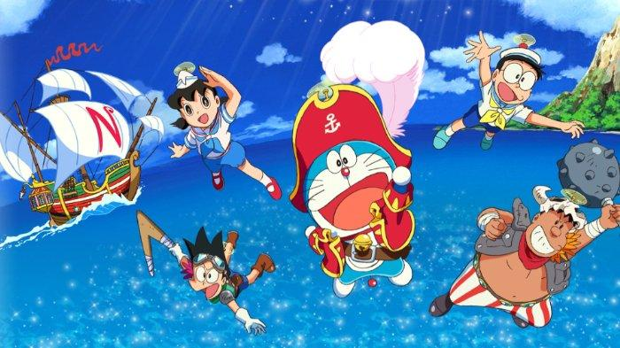 Film Doraemon The Movie Nobita S Treasure Island 2018 Tribunnewswiki Com Mobile