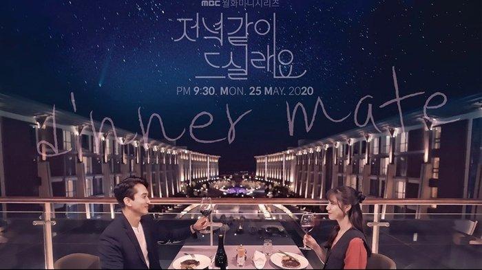 Drama Dinner Mate (2020) mulai tayang pada Senin, (25/5/2020) pukul 21.00 KST.