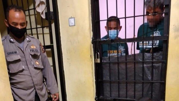 Dua di antara pengendara moge yang keroyok anggota TNI di Bukittinggi ditahan polisi.