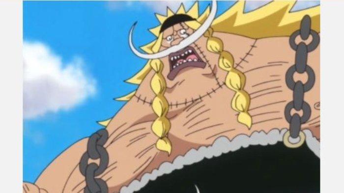 Edward Weevil di One Piece