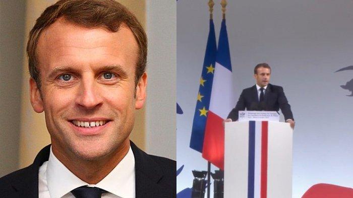 Dalam sambutan peringatan terhadap korban terorisme, Presiden Prancis Emmanuel Macron menekankan untuk melawan sarang ideologi garis keras.