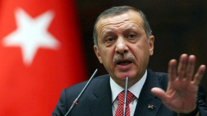 Presiden Turki, Recep Tayyip Erdogan menyebut Turki tidak akan tampung gelombang imigran baru