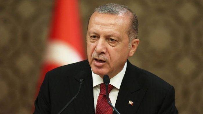 Dalam pidatonya di Universitas Ankara, Presiden Erdogan mengumumkan Turki telah menangkap istri dari pemimpin ISIS, Abu Bakr Al Baghdadi