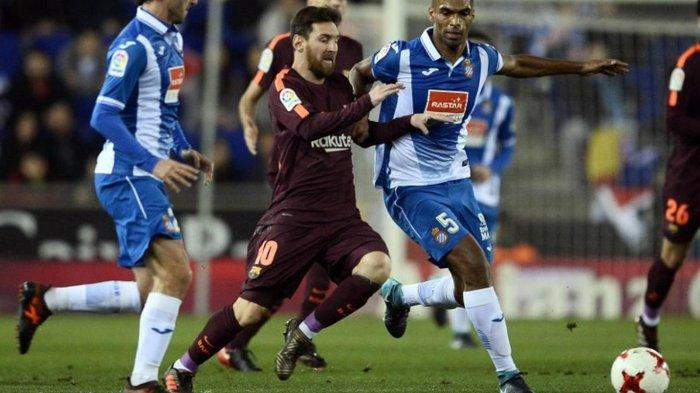 Laga Espanyol vs Barcelona.