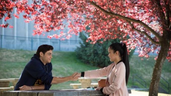 Film To All The Boys I Ve Loved Before 2018 Tribunnewswiki Com Mobile