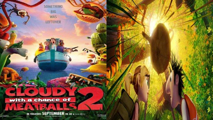 Film Cloudy With A Chance Of Meatballs 2 2013 Tribunnewswiki Com Mobile
