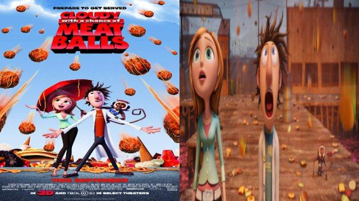 Film Cloudy With A Chance Of Meatballs 2009 Tribunnewswiki Com Mobile