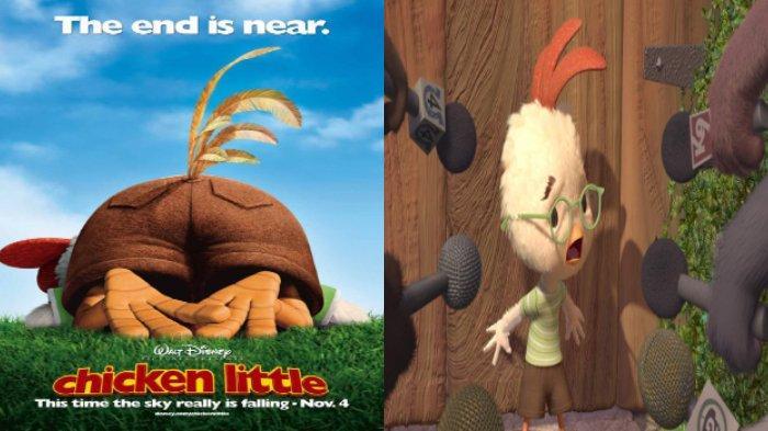 Film Chicken Little 2005 Tribunnewswiki Com Mobile