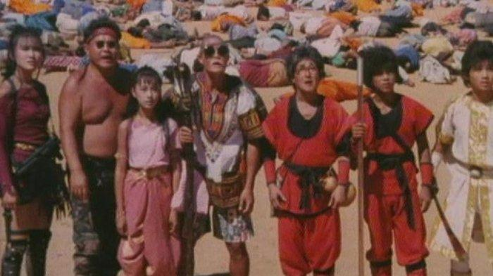 Film Dragon Ball: The Magic Begins (1991)