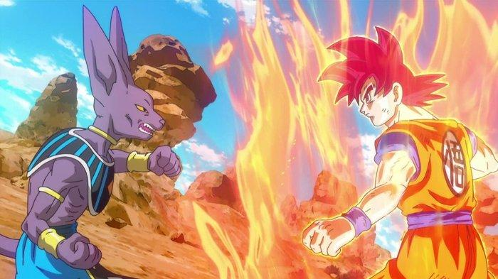 Film Dragon Ball Z: Battle of Gods (2013)
